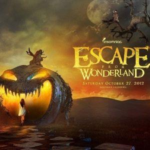Laidback Luke – Live at Escape from Wonderland – 27.10.2012