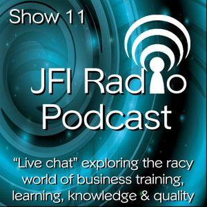 JFI Radio 'LIVE' episode #11