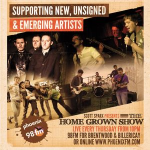 #24 The Home Grown Show Part 1