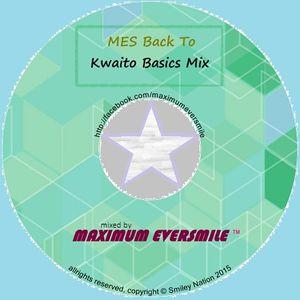 MES Back To Kwaito Basics Mix