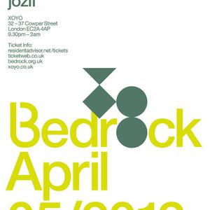 Danny Howells - Live @ Bedrock, Warm Up for John Digweed, Xoyo, Londres, Inglaterra (05.04.2012)