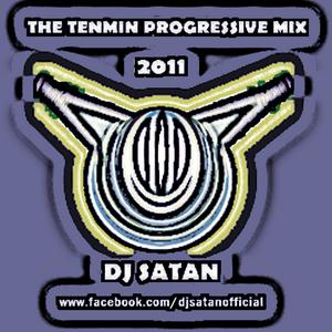 DJ Satan- The TenminProgressiveMix 2011