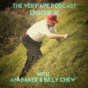 Ep 32: West Coast Hang Sesh w/ Ani Baker & Billy Chew