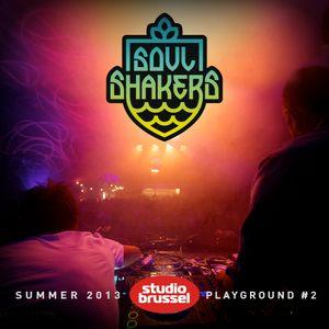 Studio Brussel Playground - SOUL SHAKERS #2