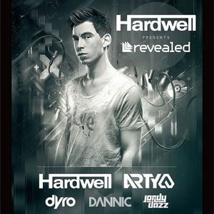 Arty - Live @ Revealed, Escape Venue, Amsterdam Dance Event, Amsterdão, Holanda (18.10.2012)