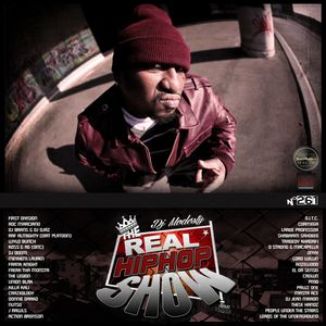 DJ MODESTY - THE REAL HIP HOP SHOW N°261