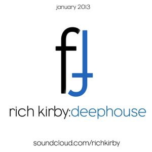 Foward Thinking House Music - January 2013