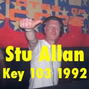 Stu Allan Key 103 1992