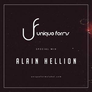Alain Hellion Guest Mix @ Unique Forms
