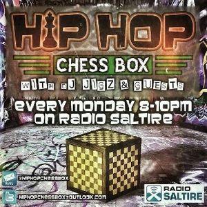 Hip Hop Chess Box with Jigz - 21/3/16