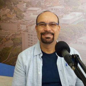 Entrevista com o vereador César Rocha, sobre Laishmaniose e a palestra referente ao tema na Câmara