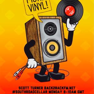 Scott Turner South Road Cellar 24/10/16