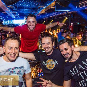 Partydul KissFM ed417 vineri - ON TOUR After Eight Cocktail Club Cluj-Napoca cu Dj Jonnessey si Aner