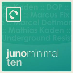 Juno Minimal Podcast 10