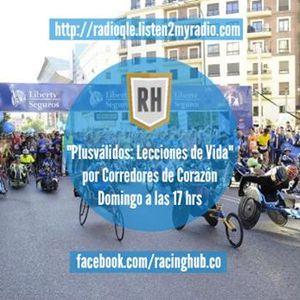"""""""Plusvalidos:Lecciones de Vida"""",  Programa16 de Corredores de Corazón, 17 de agosto de 2014"""