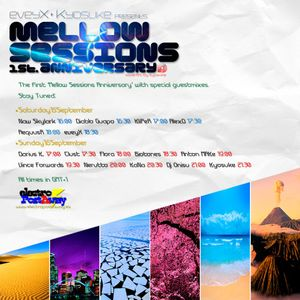 Mellow Sessions 1st anniversary