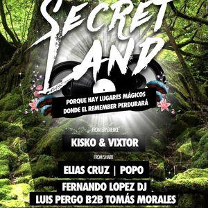 Popo Secretland rave 2.0