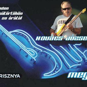 Bluesmegalló Kovács Józseffel. A 2017. Március 16-i műsorunk.  www.poptarisznya.hu