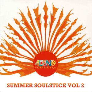 Forty Fivan - Summer Soulstice Vol 2