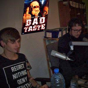 HearthBeat @ -RUN Radio- present 'Bad Taste' (Neuro, CrossBreed) at 10.12.2016