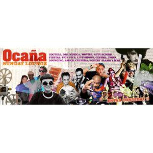 DJ Roger C @ Ocaña Sunday Lounge 020912 (100% Vinyl Mix)