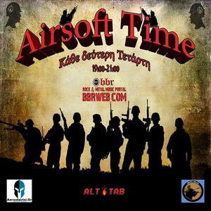 Airsoft Time (#10) - 29.03.2017 (Alex & Toto & John - Hellenic Airsoft Union)