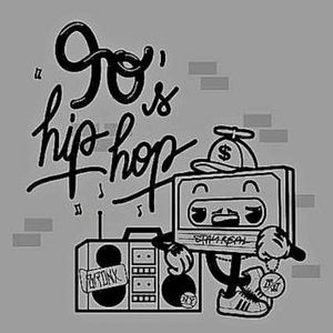 Bring Back the 90s HipHop mix
