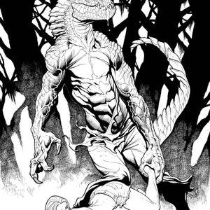 Giant Lizards shall soon rule the Earth - November 29th, 2011