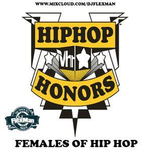 FEMALES OF HIP HOP