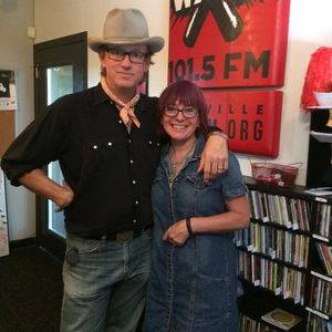 """Chuck Mead live on WXNA! With opening track """"Hell On A Poor Boy"""" by RB Morris. Recorded live 7/29/17"""