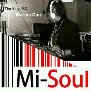 Marcia's MiXedBag show on Mi-Soul 29/06/2015