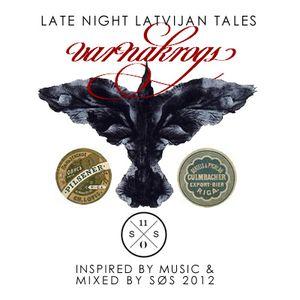 BUGREPORTS LATE NIGHT vārnakrogs Tales 2012
