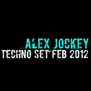 Alex Jockey Techno Set Feb 2012