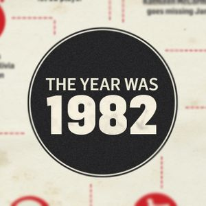 1982 - A YEAR IN MUSIC (new adaption)