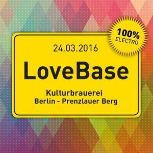 Match Hoffman - LoveBase 24.3.2016