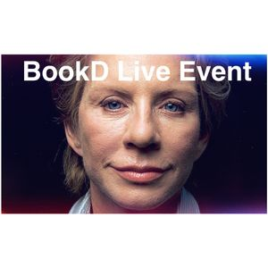 BookD Live Event - with leader of the pack Patricia Cornwell