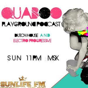 QUABOO - Playground Podcast #1 @ Sunlife FM 07.07.2013