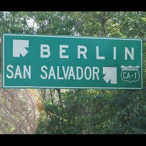 From Berlin To SanSalvador