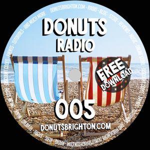 DONUTS Radio 005