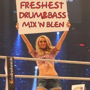 Upfront Drum& Bass Freestyle 05/03/16
