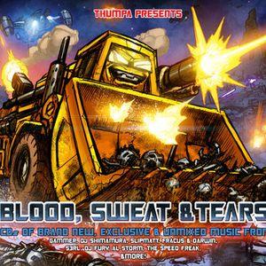 Blood, Sweat, & Tears - Triple Threat Mix