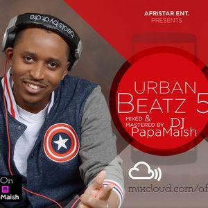 DJ PapaMaish - Urban Beatz 5