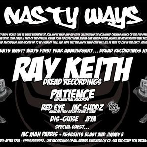 Dj Patience - Nasty Ways, Evesham - August 26th 2005