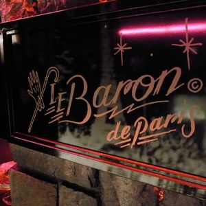Polocorp & Anja @Le Baron Paris, June XVI MMXII