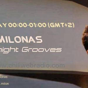 Alex Milonas Midnight Grooves Chili Radio 4.