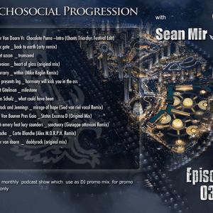 Psychosocial Progression Vol.03 by Sean Mir
