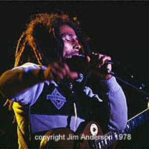 Bob Marley & The Wailers - 1978-06-14 Pinecrest Country Club, Shelton, CT Full Show