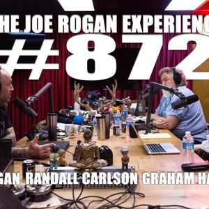 #872 - Graham Hancock & Randall Carlson