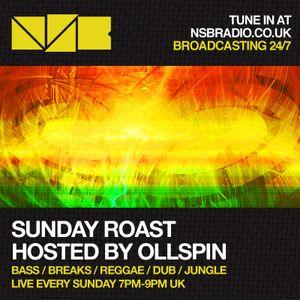 Sunday Roast on NSB Radio - 13 October 2019
