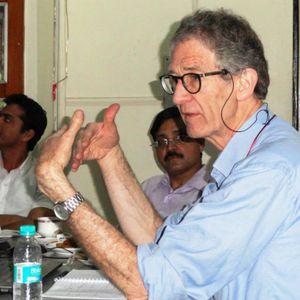 Prof Wiebe Bijker speaking on Technology Assessment: Experiments with Epistemology & Democracy